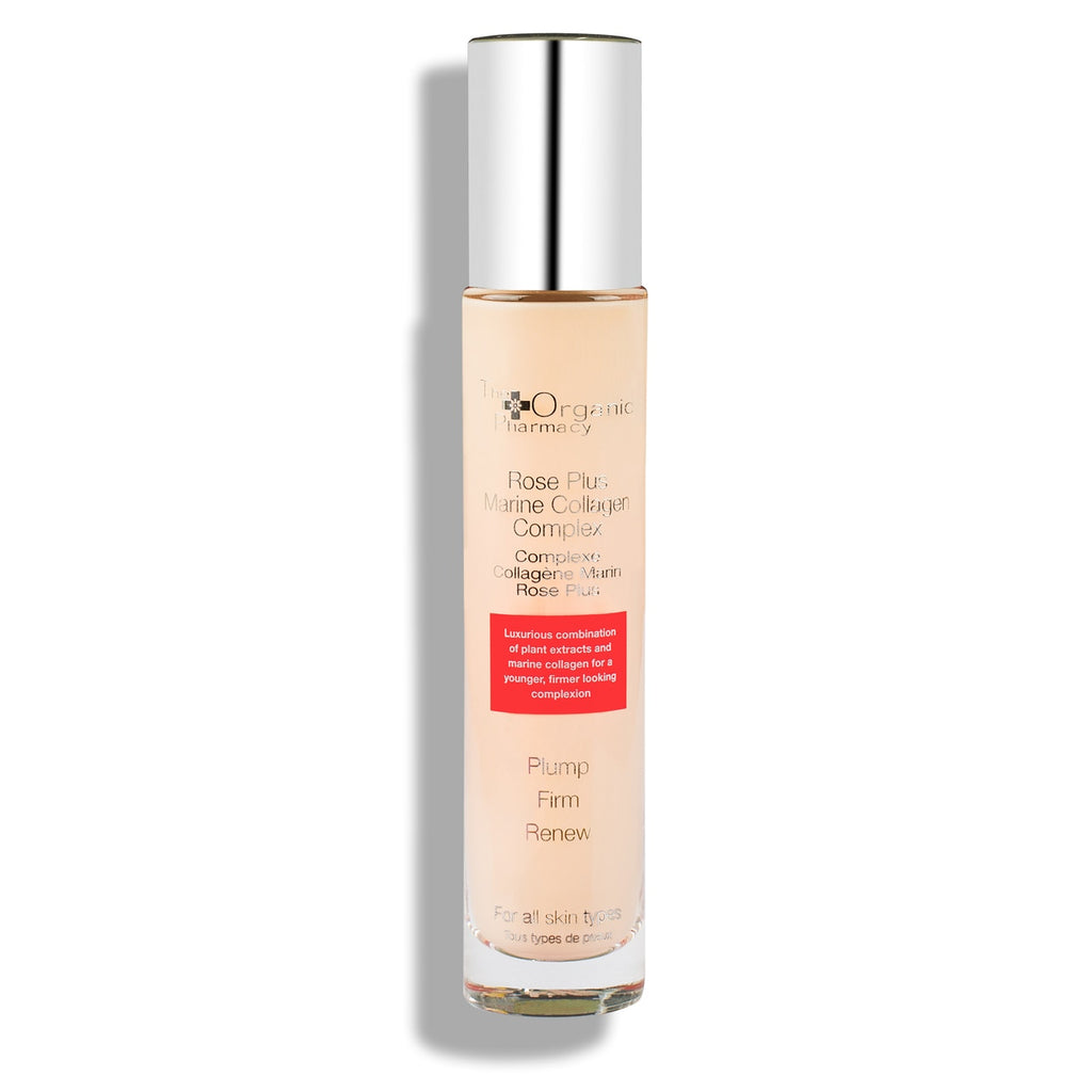 The Organic Pharmacy Rose Plus Marine Collagen Complex