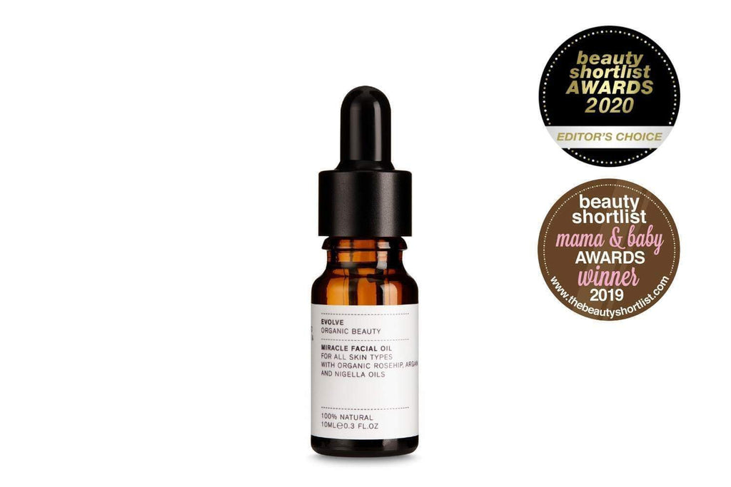 Evolve Organic Beauty Plump And Replenish
