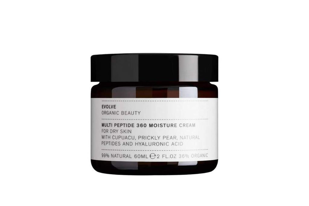 Evolve Organic Beauty Multi Peptide 360 Moisture Cream