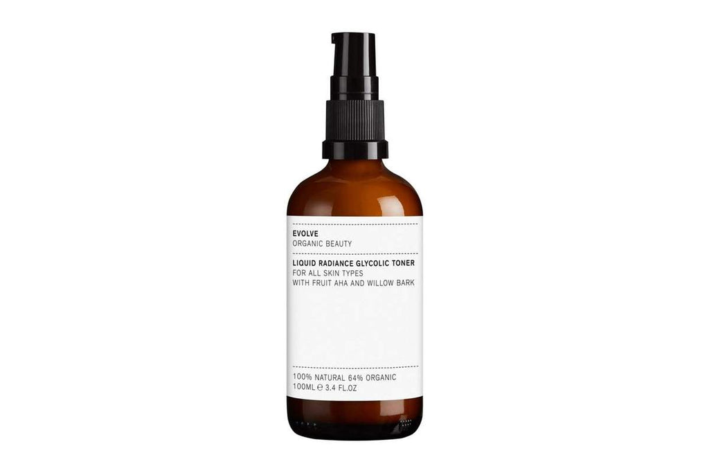 Evolve Organic Beauty Liquid Radiance Glycolic Toner