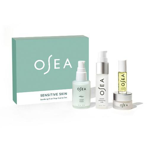 OSEA Rosacea & Sensitive Skin Everyday Essentials