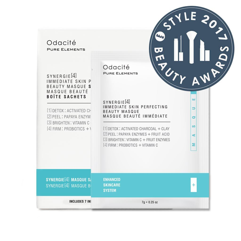 Odacite Synergie[4] Immediate Beauty Perfecting Masque (Sachets)