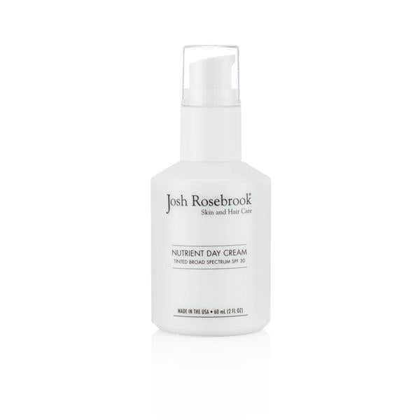 Josh Rosebrook Face Nutrient Day Cream - TINTED - SPF 30