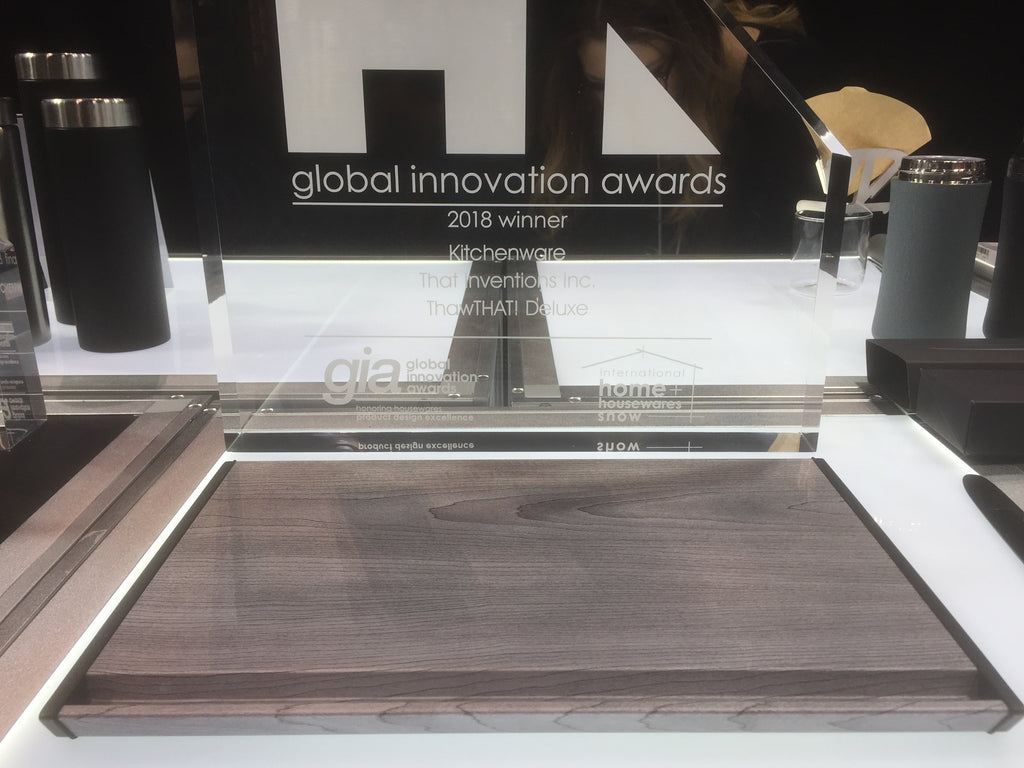 2018 Gia Award for Best Kitchenware