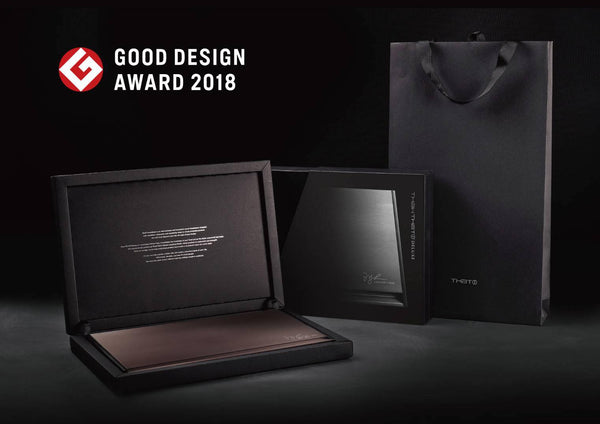 Trifecta! ThawTHAT! Deluxe wins Good Design award