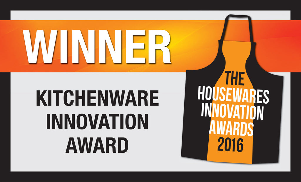 ScoopTHAT! & SpreadTHAT! pick up Kitchenware Innovation Award