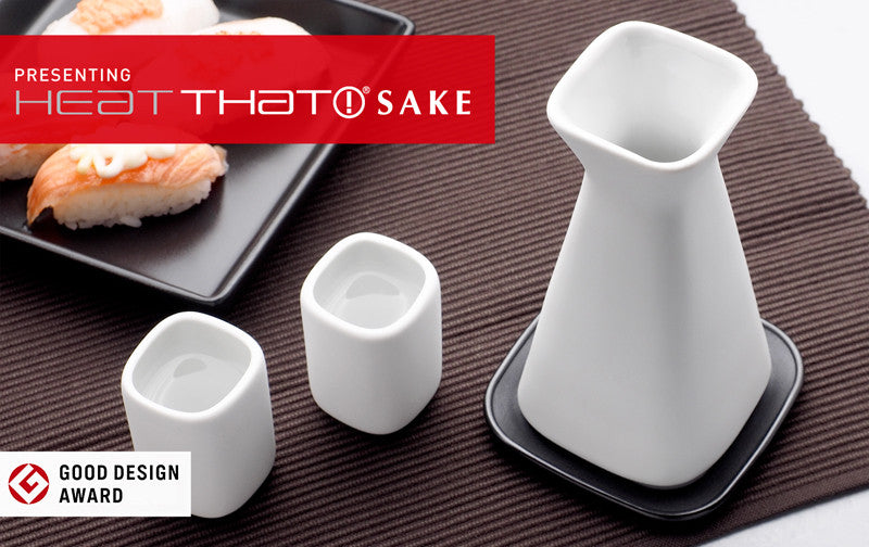 Good Design Award – HeatTHAT! SAKE
