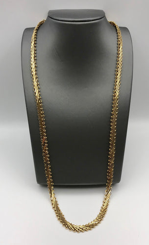 18K Yellow Gold Chain (SOLD)