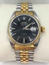 Copy of 18K Stainless Vintage 1960's Rolex Explorer (SOLD)