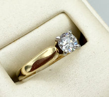 14K 0.75Ct Diamond Ring