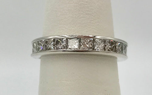 14K 1.0Ct TDW Diamond Band