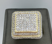 Giant 10K Yellow Gold 2.4Ct TDW Ring TPJR10197YGTRILL