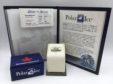 14K Polar Ice Canadian Diamond Ring ( Sold)
