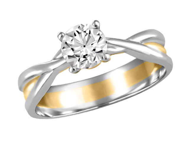 Timeless Quality Engagement Ring BH-ERG00022