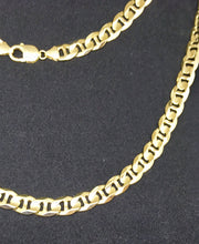 10kt Yellow Gold Anchor Link Chain MON0621172GSJ