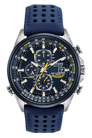 Blue Angels World Chronograph A-T AT8020-03l