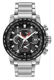 Citizen Citizen Eco-Drive World Time A-T AT9071-58E
