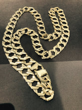 10kt yellow gold diamond cut chain SNCBE100