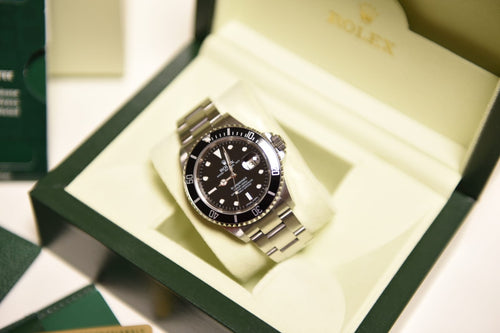 One Rolex Wristwatch-2008 Addition