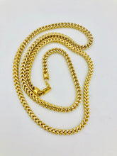 Men's 10k Yellow Gold Double Link Chain