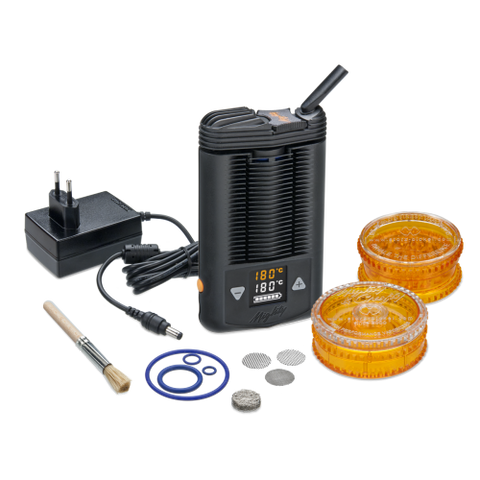 Mighty Vaporizer by Storz and Bickel