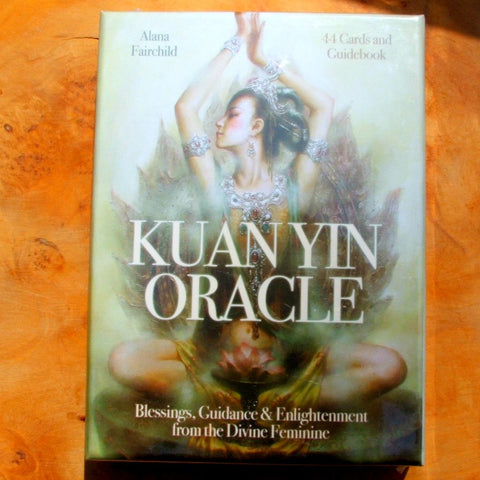 Kuan Yin Oracle Set- Alana Fairchild