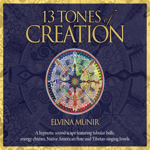 13 Tones of Creation Elvina Munir CD
