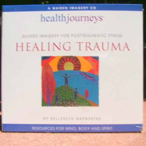 Healing Trauma-Guided Imagery CD Belleruth Naparstek, LSIW
