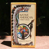 The Native American Tarot Deck- Magda Weck Gonzales