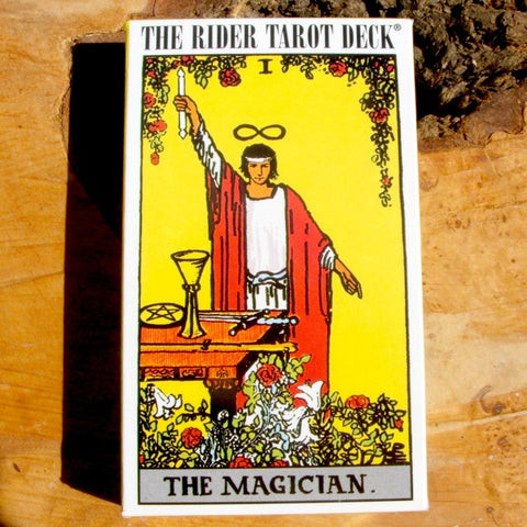 Rider Waite Tarot Cards-A.E. Waite