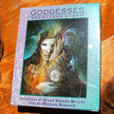 Goddesses Knowledge Cards- Susan Seddon Boulet