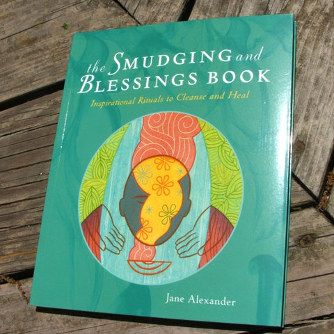 The Smudging and Blessings Book- Jane Alexander