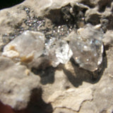 Herkimer Diamonds in Matrix- CRHDNY03