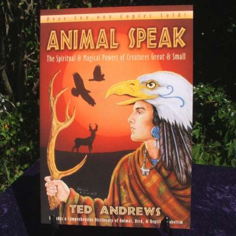 Animal Speak Ted Andrews