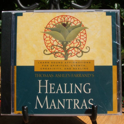 Healing Mantras Thomas Ashley-Farrand-CD