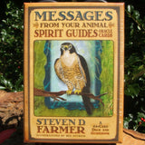 Messages from Your Animal Spirit Guides Oracle Cards~Steven Farmer