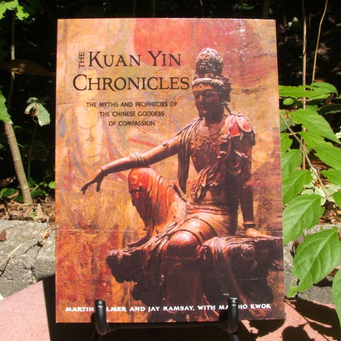 Kwan Yin Chronicles-Martin Palmer