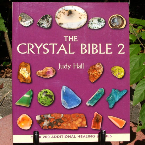 The Crystal Bible 2 Judy Hall