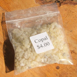 White Copal Resin~RITWCOPR