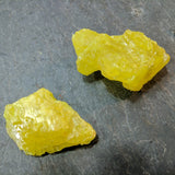 Sulphur Crystals CRSULPH1