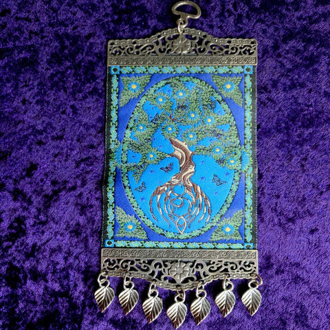 Tree of Life Mini Tapestry-SHTOLTAP