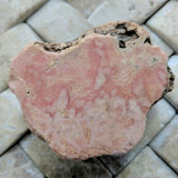 Rhodochrosite Slab End Cut~CRRHSL08