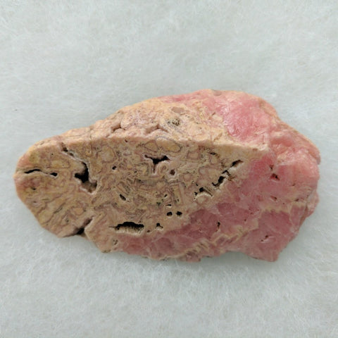 Rhodochrosite Slab End Cut~CRRHSL09
