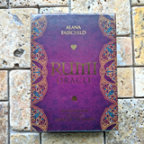 Rumi Oracle Cards: An Invitation Into The Heart Of The Divine  Alana Fairchild