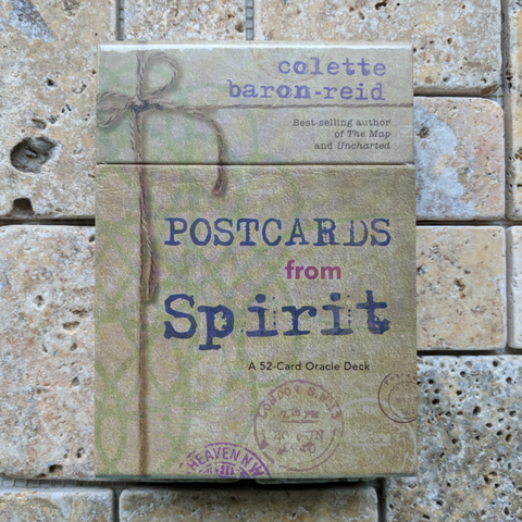 Postcard from Spirit~ Colette Baron-Reid