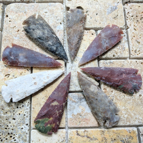 Modern Arrowhead -Jasper-Large~CARROWL1