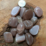 Hematitic Sunstone Tumbled~ TUMHEMSN