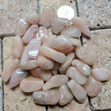 Morganite Tumbled~ TUMMORGA