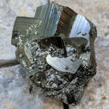 Pyrite Crystal Cluster~CRPYCC07