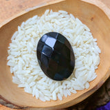 Black Jade-Faceted CRBJADF1